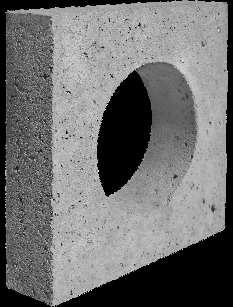 Płyta otwór duży