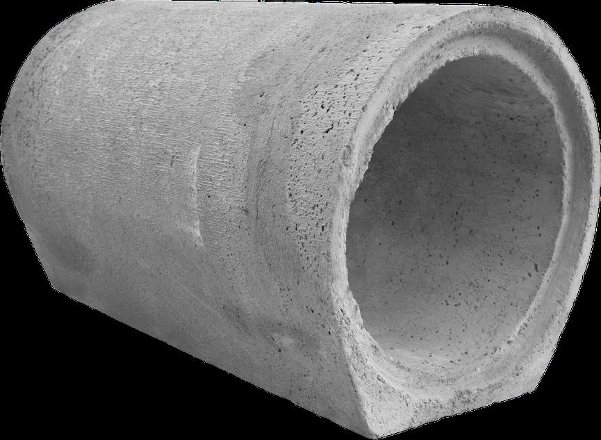 Przepust betonowy zbrojony